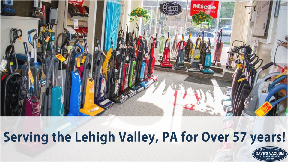 DAVE'S Lehigh Valley Vacuum Cleaner Service |